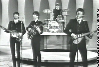 the beatles influence on pop culture